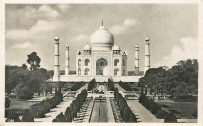 """CPA INDE """"le Taj Mahal"""""""