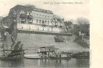 "CPA INDE ""Benares, Rajah jey Singhs Observatory"""