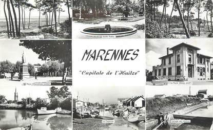 """.CPSM  FRANCE 17 """" Marennes """""""