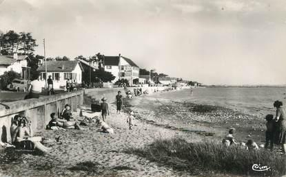 """.CPSM  FRANCE 17 """" Marennes, La plage"""""""