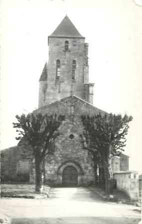 ".CPSM  FRANCE 17 "" Berneuil, L'Eglise"""