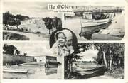 """17 Charente Maritime .CPSM   FRANCE 17 """" Ile d'Oléron Le Château, Vues"""""""