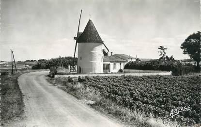 """.CPSM   FRANCE 17 """" Ile d'Oléron, Le Moulin de la Brée"""""""