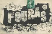 """17 Charente Maritime .CPA   FRANCE 17 """" Fouras les Bains """""""
