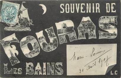 """.CPA   FRANCE 17 """" Fouras les Bains  """""""