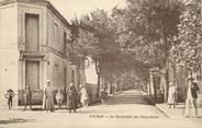 """17 Charente Maritime .CPA   FRANCE 17 """" Fouras les Bains, Le Boulevard des deux Ports"""" """""""