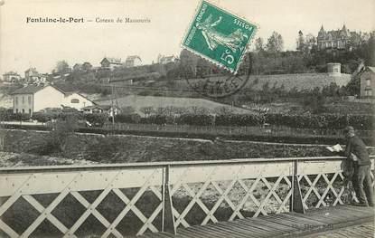 """CPA FRANCE 77  """"Fontaine le Port, Coteau de Massouris"""""""