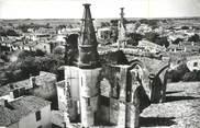 """17 Charente Maritime .CPSM   FRANCE 17 """" Ile de Ré, Vue de l'église St Martin en Ré"""""""