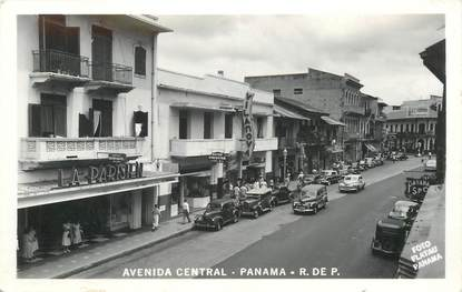 "CPA PANAMA ""Avenida Central"""