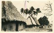 "Amerique CPA PANAMA ""Native reed Homes"""