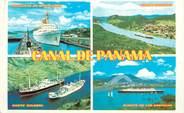 """Amerique CPSM PANAMA  """"le Canal du Panama"""""""