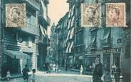 "Espagne CPA ESPAGNE ""Pamplona, calle de Dona Blanca de Navarra"""