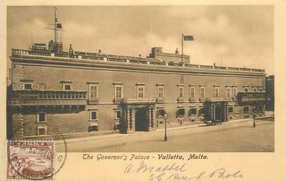 """CPA MALTE """"Valletta"""""""