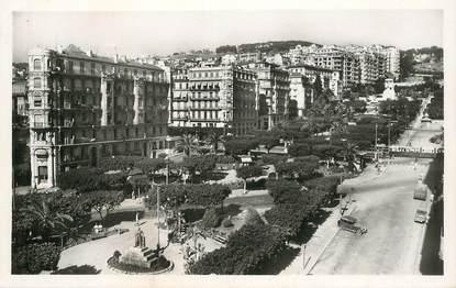 """CPSM ALGERIE   """"Alger, le boulevard Laferrière"""""""