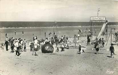 """.CPSM FRANCE 85  """" Notre Dame des Monts, La plage"""""""