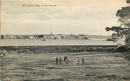 """CPA FRANCE 29 """"L'Ile Tudy, vue générale"""""""
