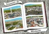 """86 Vienne . CPSM  FRANCE 86 """" Mirebeau, Vues"""""""