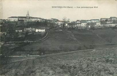 """. CPA FRANCE 32 """"Montesquiou, Vue panoramique"""""""