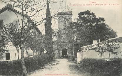 ". CPA FRANCE 32 ""Saint Lary Environs de Jugun, L'église"""