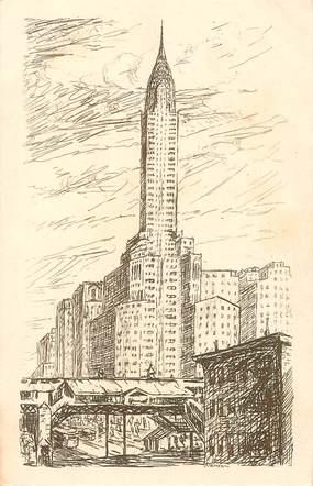 "CPA USA ""New York, Chrysler Building"""