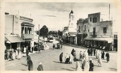 "CPSM TUNISIE ""Tunis, Place Bab Souïka"""