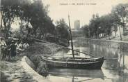 "34 Herault . CPA FRANCE 34 ""Agde, Le canal"""