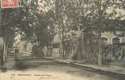 "34 Herault . CPA FRANCE 34 ""Bédarieux, Avenue de la gare"""