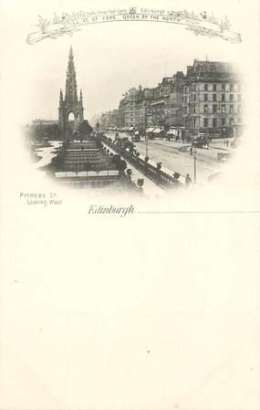 "CPA ROYAUME UNI / ECOSSE ""Edinburgh"""