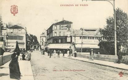 """CPA FRANCE 94 """"Charenton, le Pont"""""""
