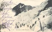 """Sport CPA ALPINISME """"Ascension au Mont Blanc"""""""