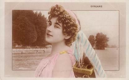 CPA ARTISTE 1900
