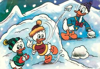 """CPSM DISNEY  """"Donald et ses neveux"""""""