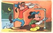 Illustrateur  CPA  MICKEY et Dingo