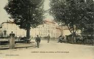 """34 Herault .CPA  FRANCE 34 """" Lodève,  Le pont de Lergue"""""""