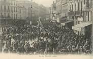 """34 Herault .CPA  FRANCE 34 """"  Montpellier, Arrivée de sa majesté Riquet à la Houpe le 21 février 1909"""""""