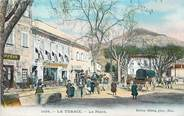 "06 Alpe Maritime CPA FRANCE 06 ""La Turbie, la Place"""