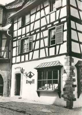 """CPSM FRANCE  68 """"Riquewihr, magasin de vente Dopff, Au Moulin"""""""