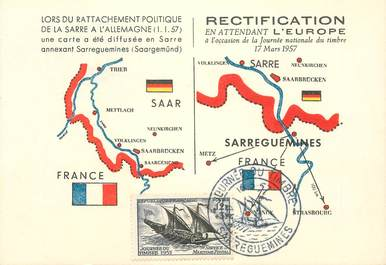 "CPSM FRANCE 57 ""Sarreguemines"""