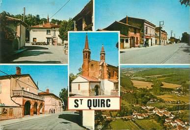 """CPSM  FRANCE 09 """"Saint Quirec"""""""