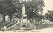 """43 Haute Loire CPA FRANCE 43 """"Yssingeaux, la Fontaine Fuchet"""""""