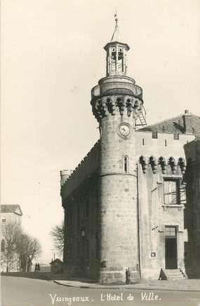 """CPSM FRANCE 43 """"Yssingeaux, Hotel de Ville"""""""