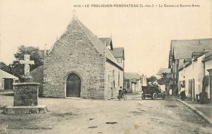 """CPA FRANCE 44 """" Le Pouliguen, la chapelle Sainte Anne"""""""