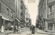 """35 Ille Et Vilaine . CPA FRANCE  35  """" Dinard, Rue du casino"""""""