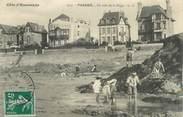 """35 Ille Et Vilaine . CPA FRANCE  35  """"Paramé, Un coin de la plage"""""""