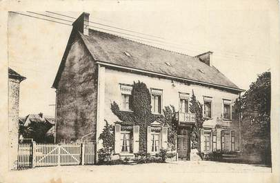 """. CPA FRANCE  35 """"St Meen le Grand, Commerce de chevaux"""""""