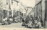 """35 Ille Et Vilaine . CPA FRANCE  35 """"Vitré, Rue de Rauchapt, les tricoteuses"""""""