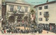 """73 Savoie . CPA FRANCE  73 """"Modane, Hôtel de Ville"""""""