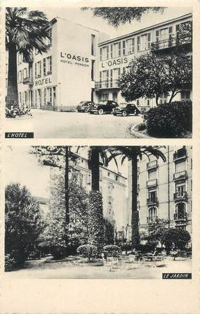 """CPA FRANCE 06 """"Nice, Hotel Pension l'Oasis"""""""