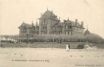 """.CPA  FRANCE 44 """"Le Pouliguen, Grand Hôtel de la Plage"""""""