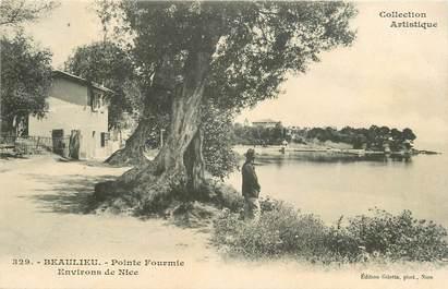 "CPA FRANCE 06 ""Beaulieu, Pointe Fourmie, environs de Nice"""
